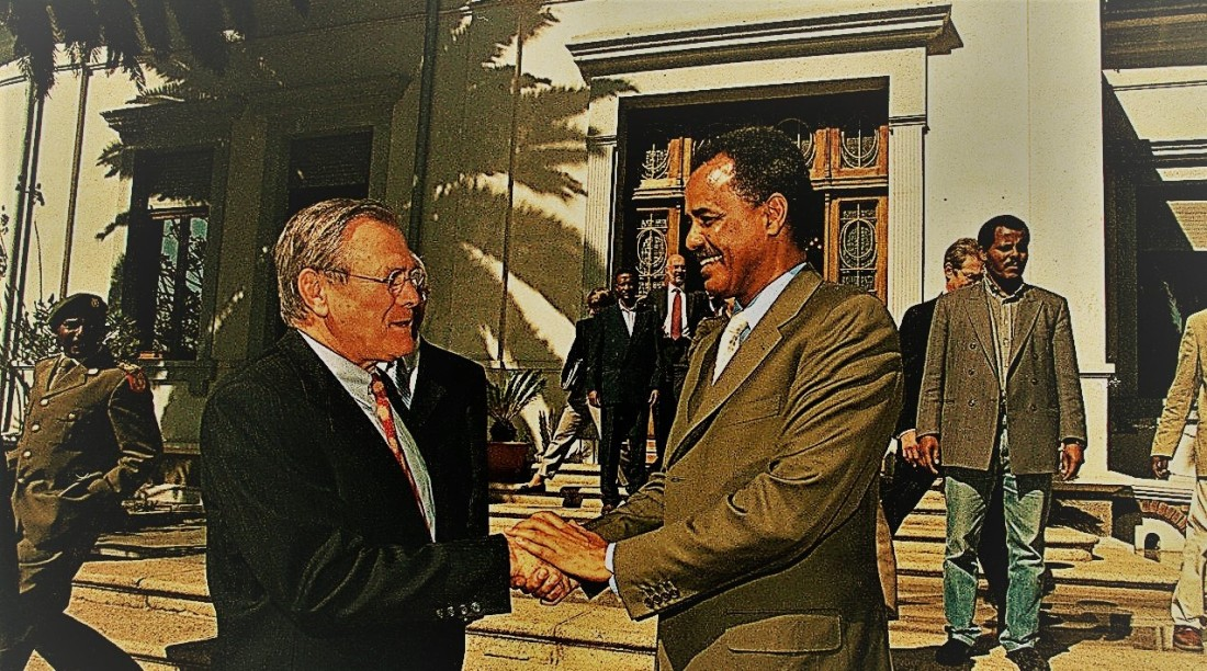 Donald_Rumsfeld_with_Isaias_Afwerki (3)