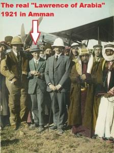 T._E._Lawrence,_Herbert_Samuel,_Emir_Abdullah_-_Amman_1921