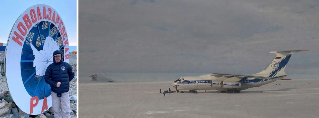 Kolja Spori Novo Antarctica