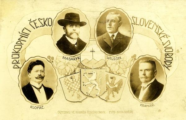 Woodrow_Wilson,_Masaryk,_Klofac_und_Kramar